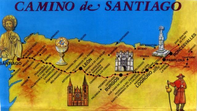 map-camino
