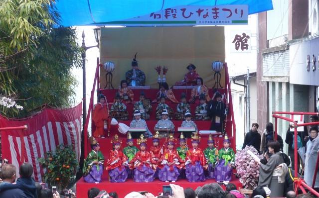伊香保温泉 ひな祭り