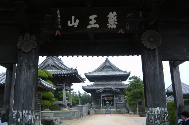 15番国分寺です。現存する国分寺を見たのは初めてです。