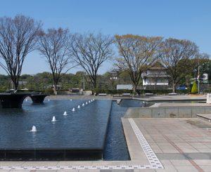 ご成婚記念噴水公園